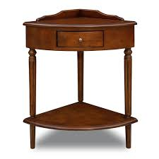 corner tables furniture.  Tables Leick Furniture Corner Accent Table To Tables O