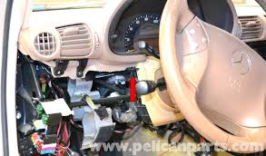 mercedes benz w203 ignition switch replacement 2001 2007 c230 large image extra large image