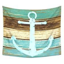 anchor wall decor navy blue on dictionary art print flowered fl bathroom anchor wall decor