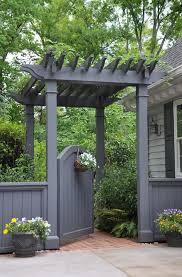 pergola 50p. grey garden gate pergola 50p i