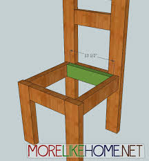 simple wooden chair. Simple Wooden Chair A