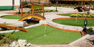 Artificial turf backyard Bocce Ball Court By Reading The Watersavers Turf Blog You Will Find Backyard Games To Play On Artificial Backyard Games To Play On Artificial Turf Watersavers Turf Blog