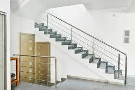 Beautiful Metal Stair Railings