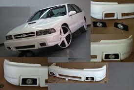 CHEVROLET CAPRICE IMPALA 91 92 93 94 95 96 Foglamps covers for ...