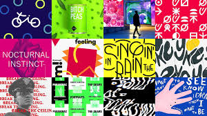 2018 Print Design Trends 10 Of The Biggest Graphic Design Trends For 2019 Print