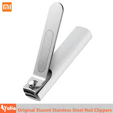 <b>Original Xiaomi Mijia Stainless</b> Steel Nail Clippers Pedicure Care ...