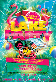 Fishing Tournament Flyer Template Lake Party Flyer Ohye Mcpgroup Co
