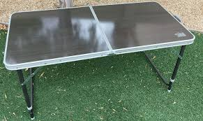 timber ridge camping table review