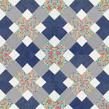 Quilt Patterns Fascinating Kris Kross Quilt Pattern Download Suzy Quilts