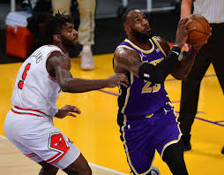 Ebene Magazine - Lakers vs. Bulls recap: LeBron helps LA escape LaVines 38  without AD - EBENE MAGAZINE