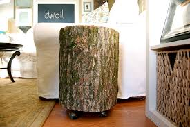 full size of wood stump side table stunning and rustic look to room interestings uk home