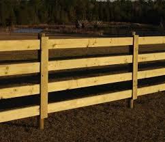 wooden farm fence. Wood Rail Fences Designs | Our Fences- Livestock And Farm Fencing- Wooden Fence G