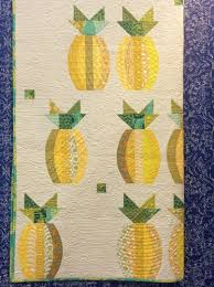 Pineapple Quilt Pattern Amazing Sew Kind Of Wonderful Mod Pineapples Quilt Pattern