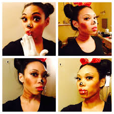 mickey mouse makeup for for kids