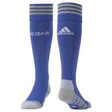 Adidas Socks Size Chart 4042 Details About Adidas Cfc Chelsea Socks Home Men Large L 2013 Soccer Football Club Blue X34738