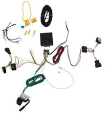 does tow ready trailer wiring harness 118562 work t one vehicle wiring harness 4 pole flat trailer connector