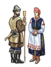 Народ Коми культура традиции и обычаи