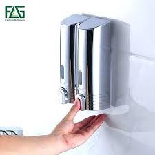 soap dispensing shower head soap dispenser shower est double soap dispenser wall mounted soap shampoo dispenser shower helper for bathroom soap