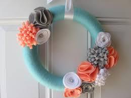 Handmade Christmas Wreath Designs14. Image Number 45 Of Contemporary Door  Wreaths .