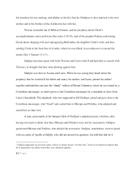 oedipus the king essay topics Free Essays and Papers