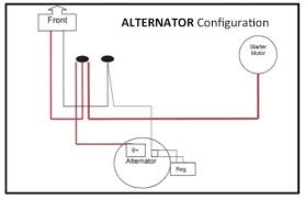 wiring an alternator fiat 500 club uk wiring diagram for alternator 65-8724 Wiring Diagram Of Alternator #46