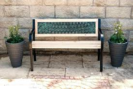 full size of outdoor wooden seats nz garden bench seat no back with scroll charming wi