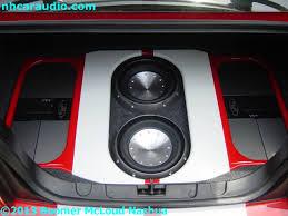 custom installation services boomer mcloud nashua mustang custom trunk subwoofer amplifier install