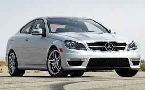 Mercedes Benz C63 Coupe - amazing photo gallery, some information ...