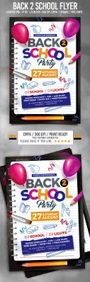 back to school flyer back to flyer template and back to school back to school flyer template psd here graphicriver