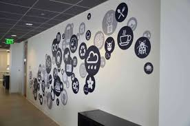 wall decal ideas for office on wall art office ideas with 23 creative wall decals ideas for office 14 is most inspiring