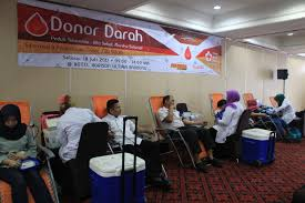 Hotel Istana Permata Ngagel Hotel Horison Ultima Bandung Gelar Aksi Donor Darah Peduli Talasemia