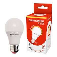 <b>Лампочка Экономка LED</b> 40W <b>E27</b> 6500K (417212) – цены и ...
