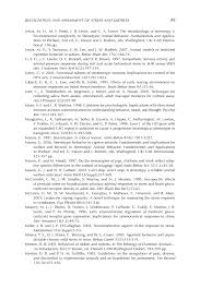 recognition and assessment of stress and distress recognition  page 49