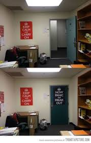 when the office door closes home office room calmly