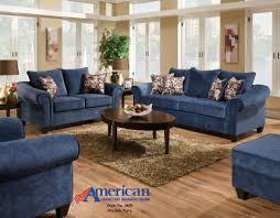No Furniture Living Room American Furniture 2850 Living Room Set By American Furniture