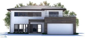 architecture wrap houses house sloping place one porch front contemporary plans modern with photos residential modern house plans