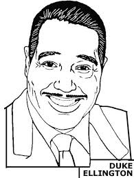 Small Picture Coloring Pages For Black History Month President Obama Coloring