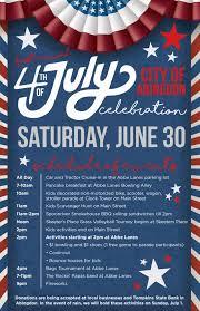 City Of Abingdon Fourth Of July Celebration Fm 95 Waag