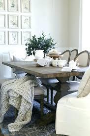 chandelier over farmhouse table chandelier