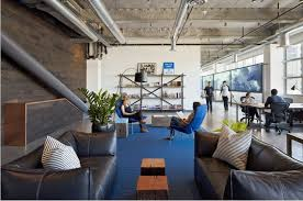 Dropbox corporate office Rapt New Dropbox Offices An Open Office Plan Global Lighting Dropbox Upgrades Its Work Space Global Lighting