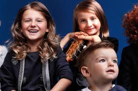 Dětské účesy Vlasy A účesy