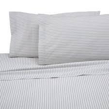 ticking stripe bedding martex 225tc ticking stripe sheet set ticking stripe bedding red