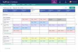 Shift Planning App Announcing The Public Preview Of Microsoft Staffhub The New App For