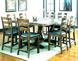 dining room table 8 chairs 8 chair square dining table home design