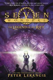 seven wonders book 5 the legend of the rift ebook by peter lerangis torstein