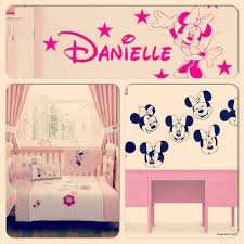 Minnie Mouse Wallpaper For Bedroom Kids Theme Bedroom Ideas Minnie Mouse Mouse Themed Bedroom