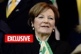 Delia Smith gives up Norwich director's box seat in solidarity with fans as  games go on behind closed doors