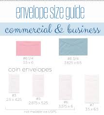 Size Of Envelopes Envelope Size Guide Business And Invitation Envelopes Jam