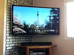angled wall tv mount angled mount best corner wall mount ideas on wall mount shelf corner