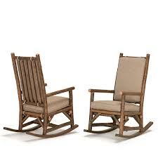 furniture rustic rocking chair la lune collection splendid kit chairs texas outdoor rustic rocking chair